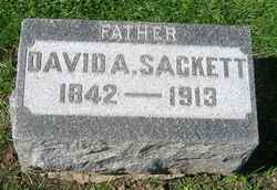 Alphonso David Sackett