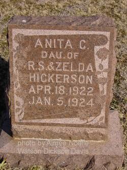 Anita C. Hickerson