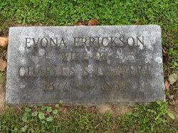 Evona <I>Errickson</I> Calvert