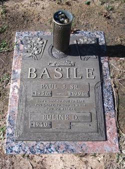 Paul Joseph Basile Sr.