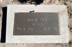 Floyd Nick