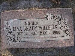 Elva Ruby Wheeler
