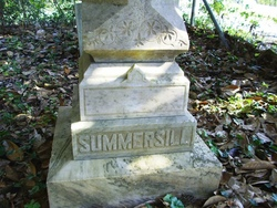 Summersill Family Cemetery