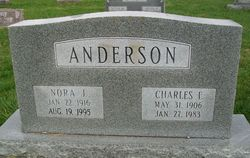 Charles F Anderson
