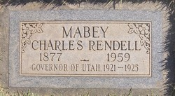 Charles Rendell Mabey