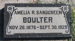 Amelia Rebecca <I>Sandgreen</I> Boulter