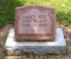 Nancy <I>Hill</I> Belt