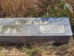 Theodore George Bruckner