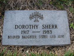 Dorothy Sherr