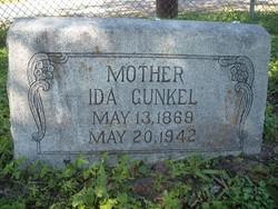 Ida <I>Schmidt</I> Gunkel