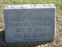 "Ludwig F ""Louis"" Prenzler"