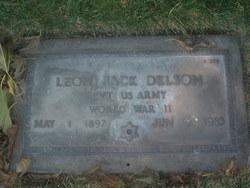Pvt Leon Jack Delson
