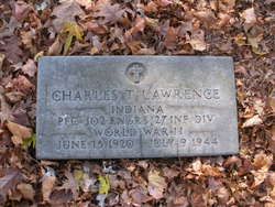 PFC Charles T. Lawrence