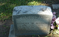 Lovenia Maggie <I>Reynolds</I> Allison