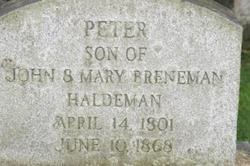 Peter Haldeman