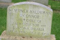 Mortimer Haldeman O'Connor