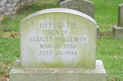 Herbert B. Haldeman