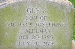 Guy K. Haldeman