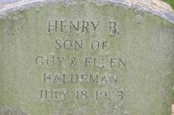 Henry B. Haldeman