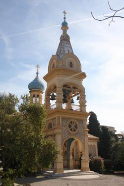 Eglise Orthodoxe Russe Saint-Michel Archangel
