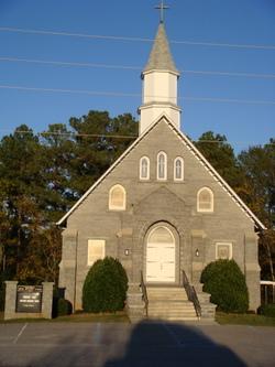 Greenbrier United Methodist Church Cemetery