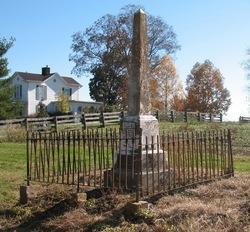 Bull Skin Creek Burial Ground
