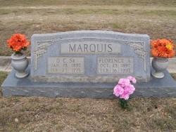 Florence Agatha <I>Hermes</I> Marquis