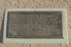 J Kenneth Skelley