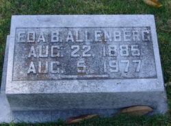 Eda <I>Bacharach</I> Allenberg