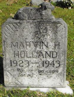 Marvin Howell Holland