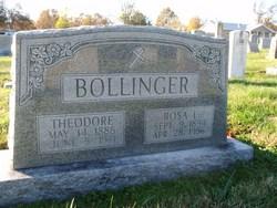 "Rosa ""Rosella"" <I>Logel</I> Bollinger"