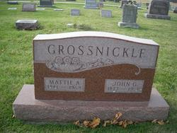 John G Grossnickle