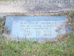 Matthew Hodges