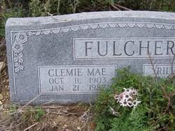 Clemie Mae <I>Conner</I> Fulcher