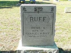 Irene A. <I>Delacroix</I> Ruff
