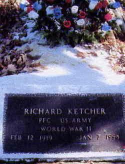 Richard Ketcher