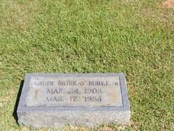 Claude Murray Burke, Sr