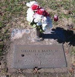 Charles E Banta Jr.
