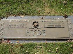 Annie L. <I>Jones</I> Hyde