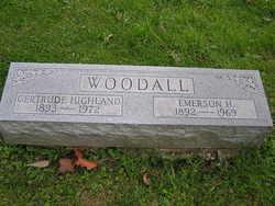 Gertrude Highland Woodall