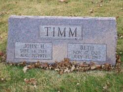 Beth Timm