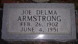 Joe Delma Armstrong