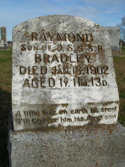 Raymond Calvert Bradley