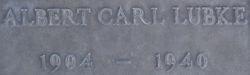 Albert Carl Lubke