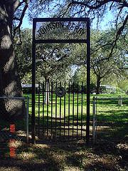 Old Lytton Springs Cemetery