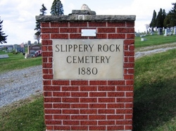 Slippery Rock Cemetery