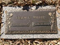 Helen C Miller