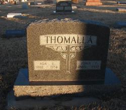 Ada Estella <I>Harry</I> Thomalla