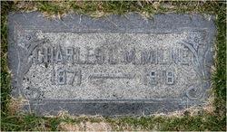 Charles Lindsay Mounteer Milne