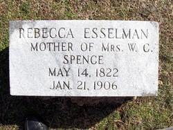 Rebecca <I>King</I> Esselman